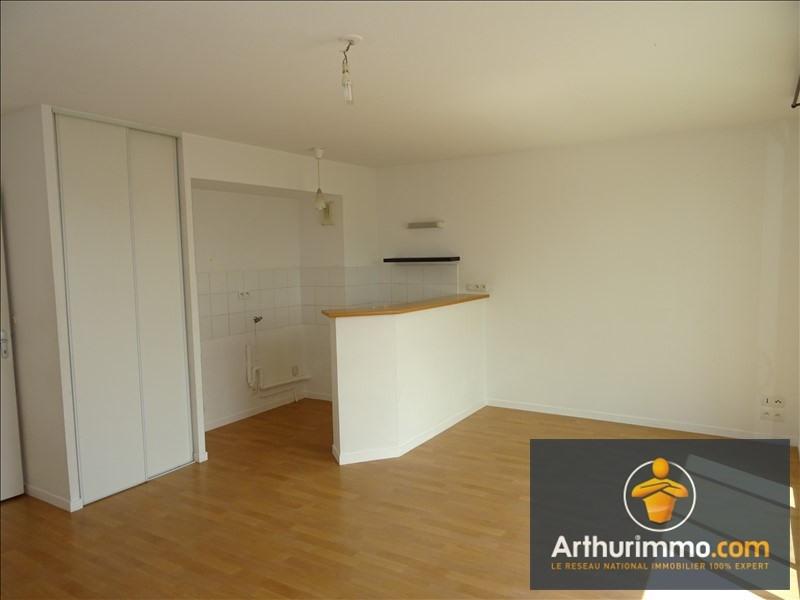 Rental apartment St brieuc 465€ CC - Picture 2