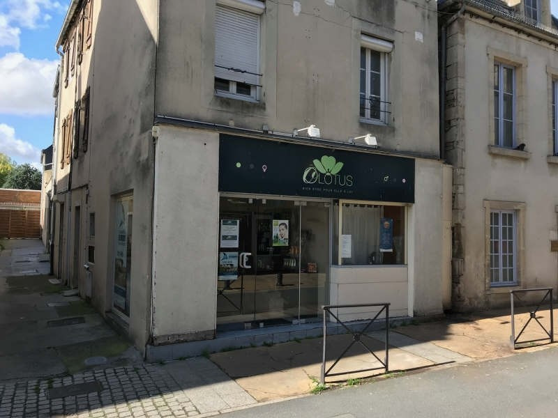 Location local commercial Ouistreham 412€ HT/HC - Photo 1