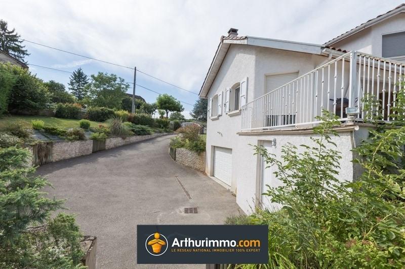 Sale house / villa Morestel 344900€ - Picture 5