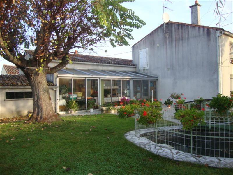Vente maison / villa Villeneuve-la-comtesse 148400€ - Photo 1