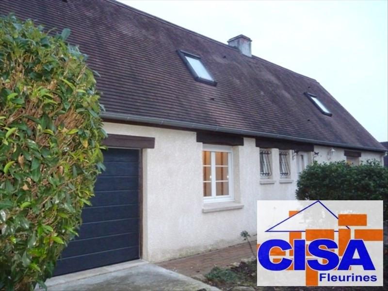 Location maison / villa Monceaux 920€ CC - Photo 1