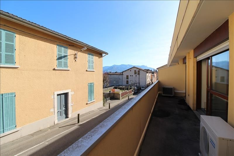 Vente appartement Voiron 145 000€ - Photo 1