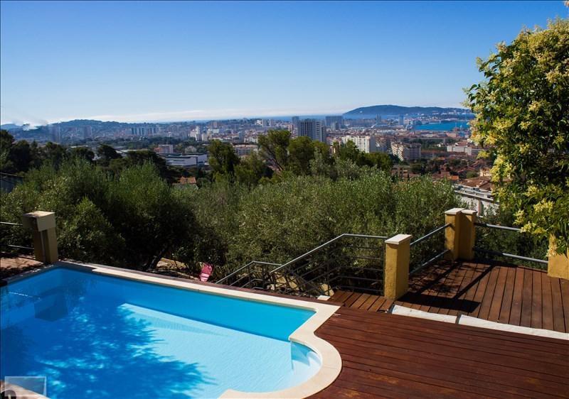 Verkauf von luxusobjekt haus Toulon 890000€ - Fotografie 1
