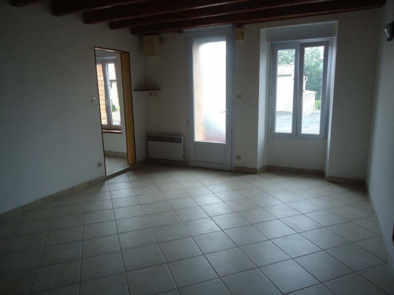 Location maison / villa La poiteviniere 370€ CC - Photo 1