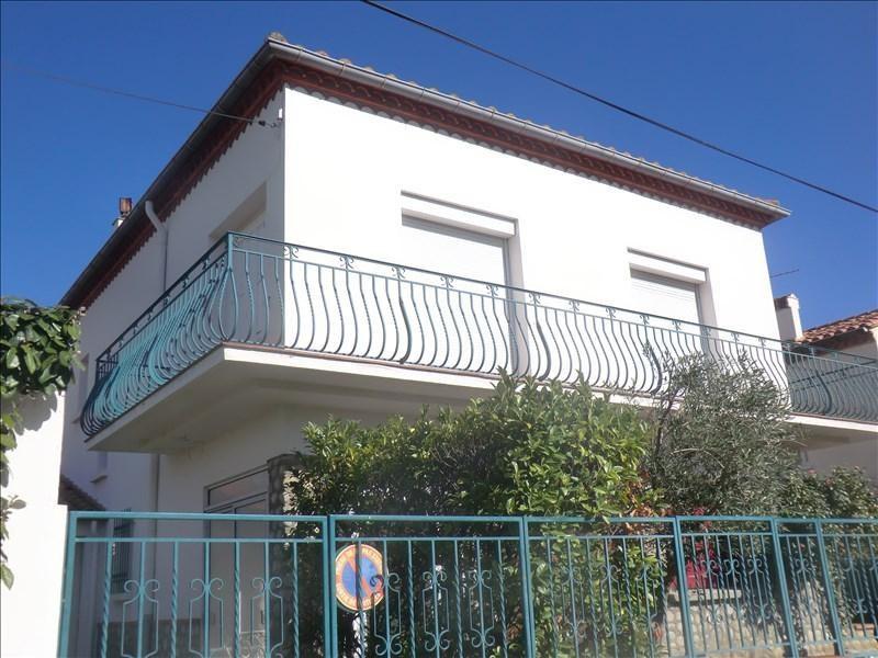 Sale house / villa Argeles sur mer 283500€ - Picture 1