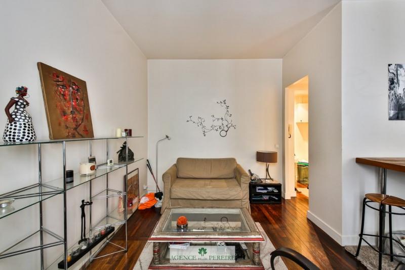 Sale apartment Paris 17ème 410000€ - Picture 10