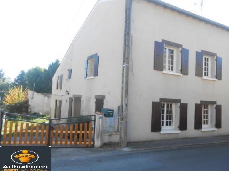 Sale house / villa Aulnay 106510€ - Picture 1