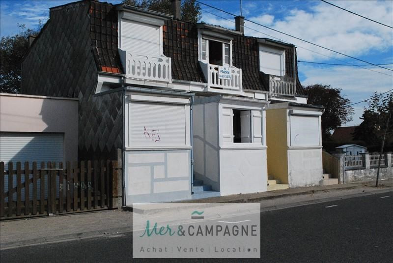 Vente appartement Fort mahon plage 82000€ - Photo 1