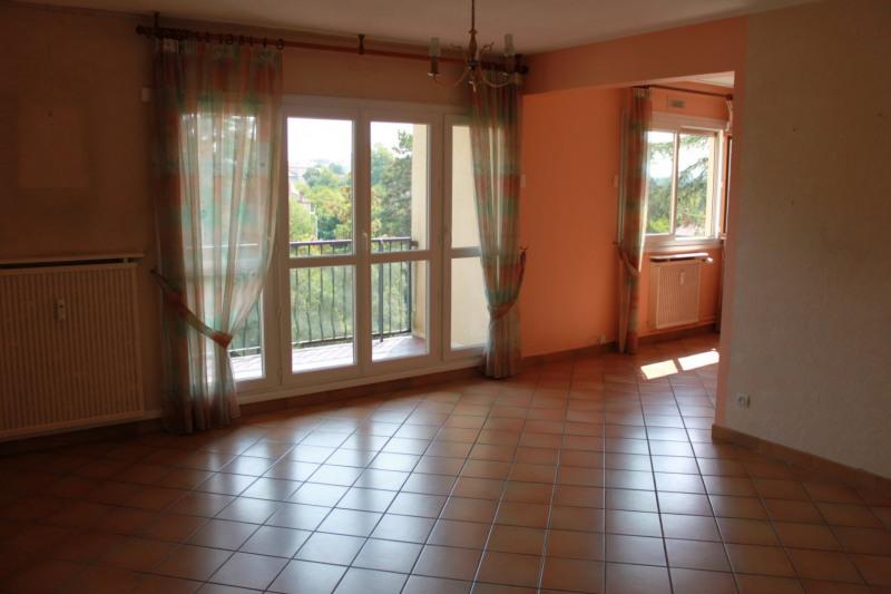 Vendita appartamento Pont eveque 136500€ - Fotografia 1
