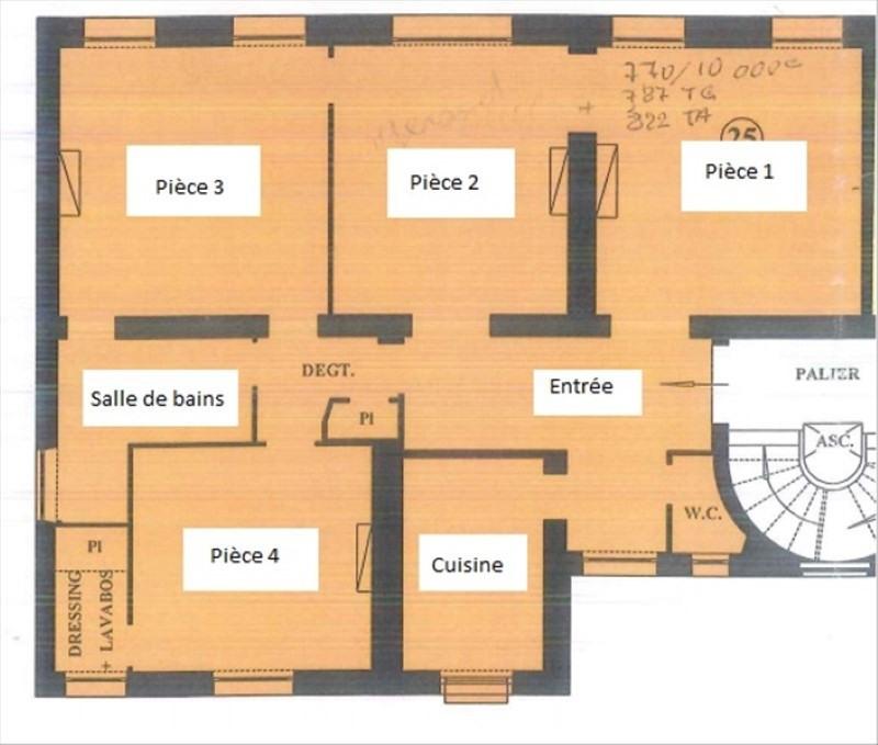 Location appartement Boulogne billancourt 2650€ CC - Photo 10