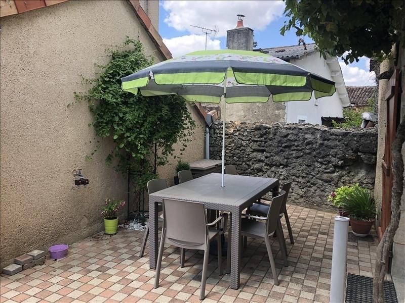 Vente maison / villa Marnay 109000€ - Photo 2