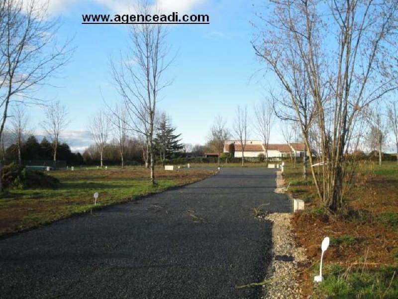 Vente terrain Secteur mougon 25900€ - Photo 1
