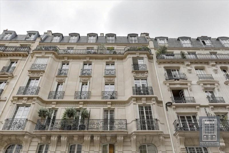 Vente appartement Paris 18ème 610650€ - Photo 5