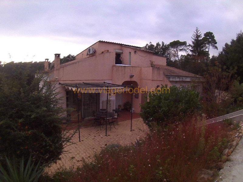Vendita nell' vitalizio di vita casa Roquefort-les-pins 380000€ - Fotografia 6