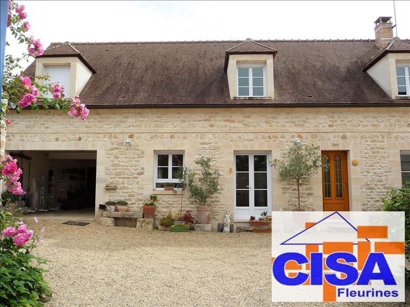 Vente de prestige maison / villa Chamant 840000€ - Photo 1
