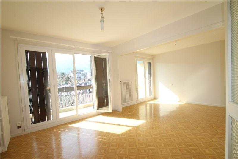 Vente appartement La motte servolex 176000€ - Photo 1