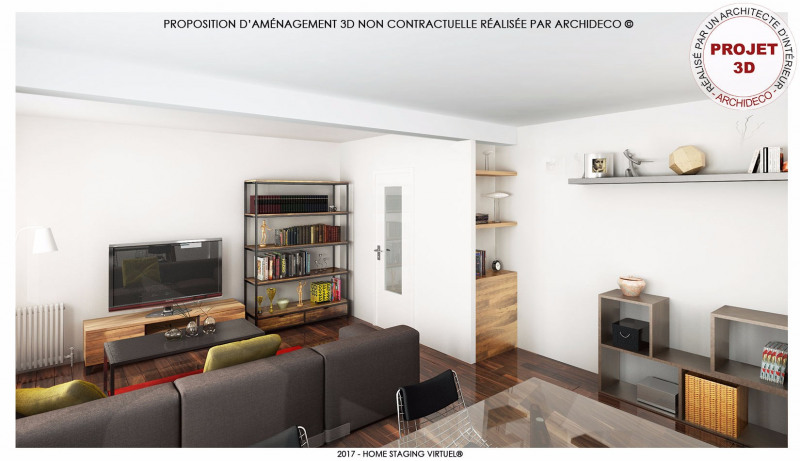 Vente appartement Soisy sous montmorency 139000€ - Photo 3