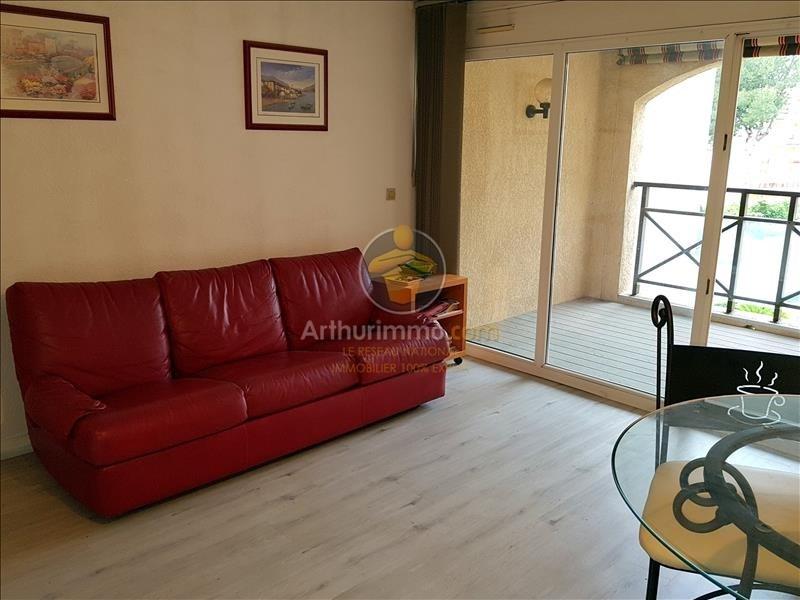 Sale apartment Sainte maxime 147000€ - Picture 5