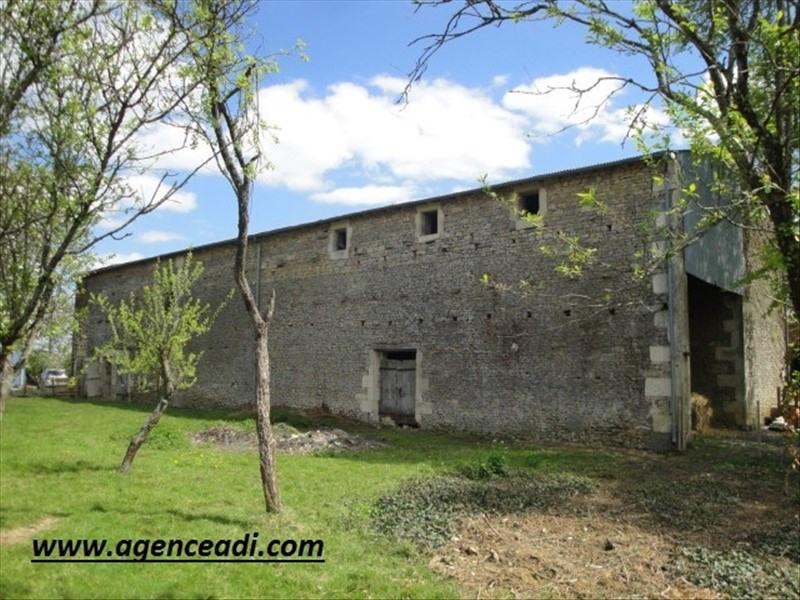 Vente maison / villa La creche / st maixent 84800€ - Photo 2