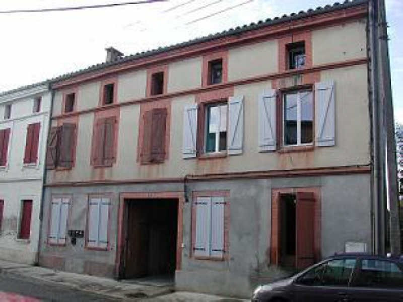 Rental apartment Grisolles 414€ CC - Picture 1