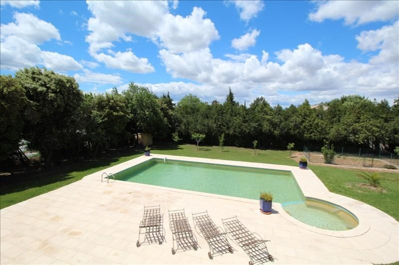 Sale house / villa Carpentras 549 000€ - Picture 4