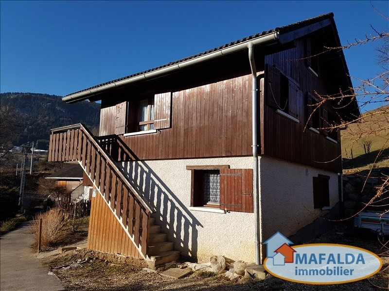Vente maison / villa Mont saxonnex 233000€ - Photo 1