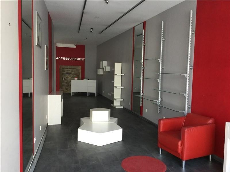 Location boutique Tournon-sur-rhone 590€ +CH/ HT - Photo 2