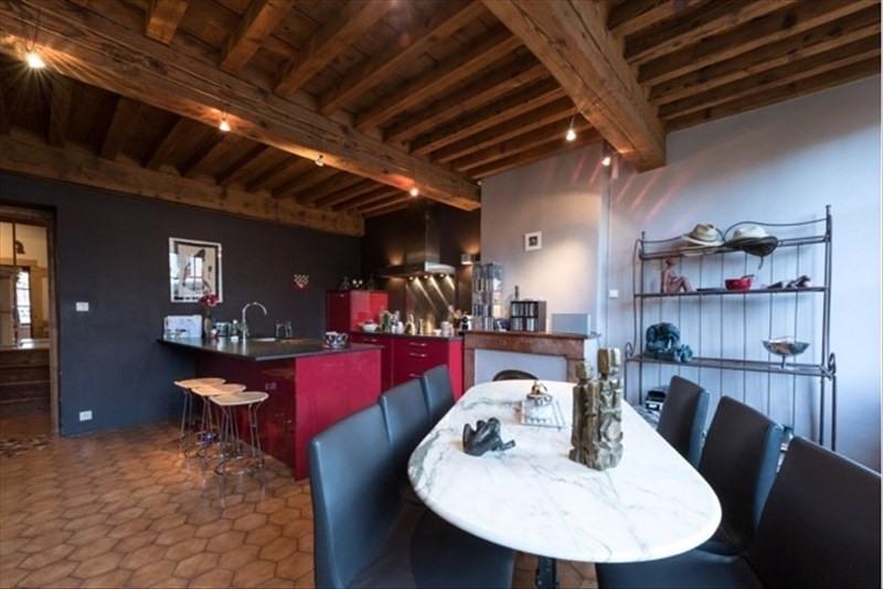Vente de prestige appartement Lyon 5ème 570000€ - Photo 2