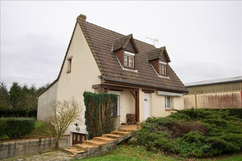 Sale house / villa Conches en ouche 163000€ - Picture 1