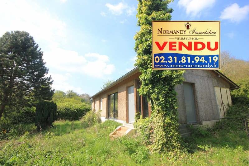 Sale house / villa Villers sur mer 160000€ - Picture 1