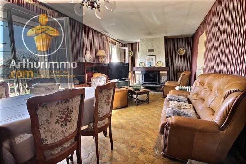 Sale house / villa St andre le puy 168000€ - Picture 10