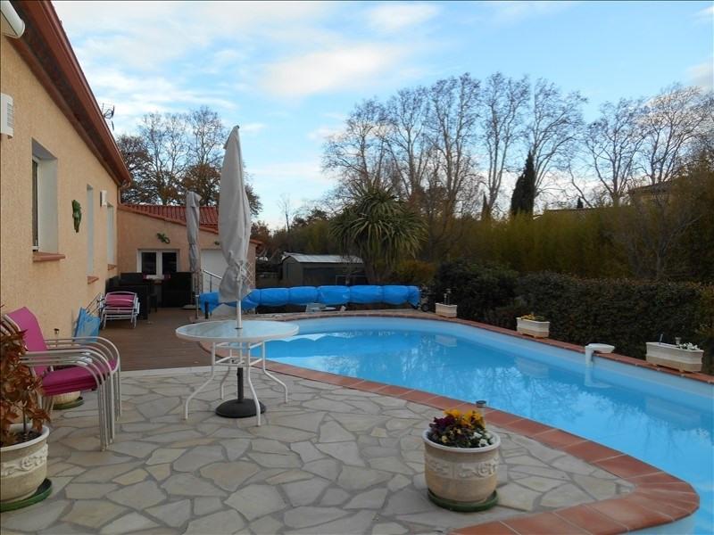 Vente maison / villa Saint jean pla de corts 350000€ - Photo 9