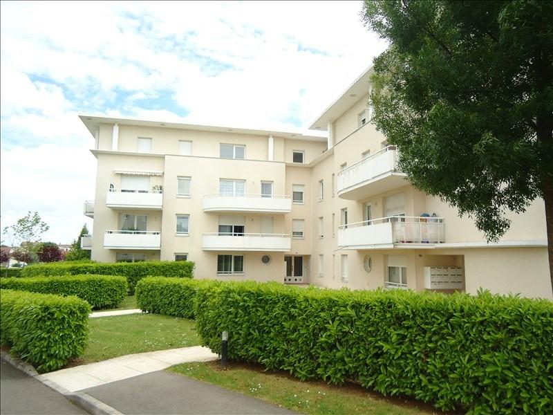 Vente appartement Fontaine les dijon 118000€ - Photo 1