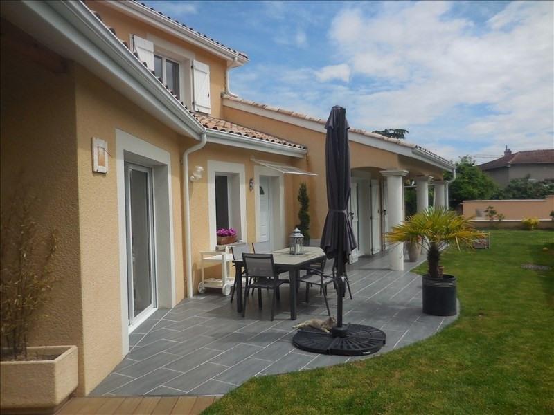 Venta  casa Marcy l etoile 485000€ - Fotografía 1