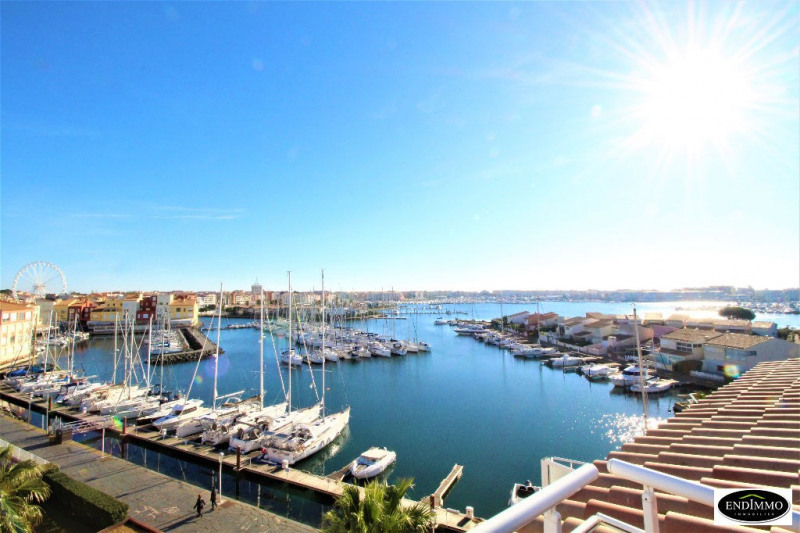 Deluxe sale apartment Agde 795000€ - Picture 2