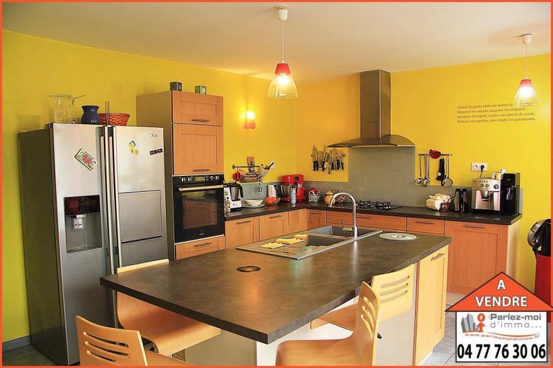 Vente maison / villa Chazelles-sur-lyon 225000€ - Photo 5