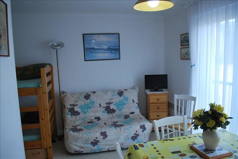 Sale apartment Fort mahon plage 78500€ - Picture 1