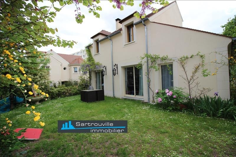 Sale house / villa Sartrouville 434 000€ - Picture 2