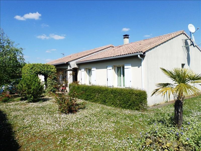 Vente maison / villa St julien l ars 149900€ - Photo 1