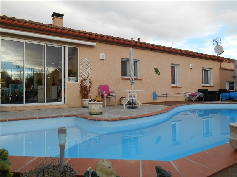 Vente maison / villa Saint jean pla de corts 350000€ - Photo 1