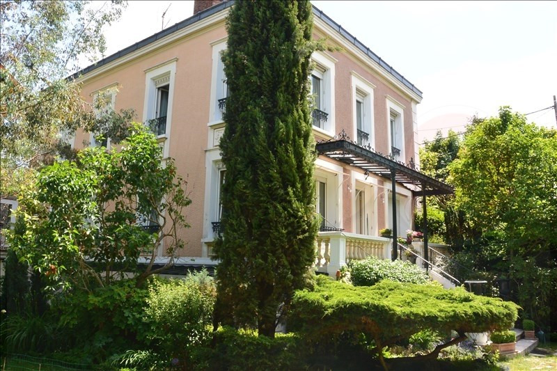 Vente maison / villa Le raincy 860 000€ - Photo 1