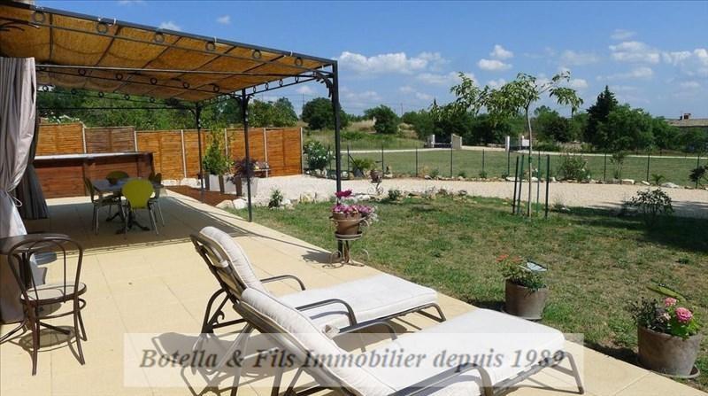 Venta  casa Barjac 273700€ - Fotografía 3