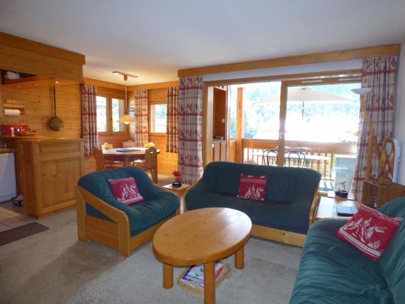 Sale apartment Meribel 545000€ - Picture 1