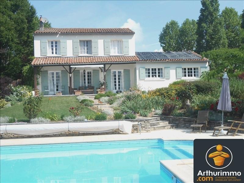 Sale house / villa Aulnay 290125€ - Picture 1