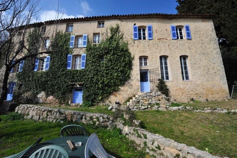 Venta de prestigio  casa Le canton de fayence 1470000€ - Fotografía 1