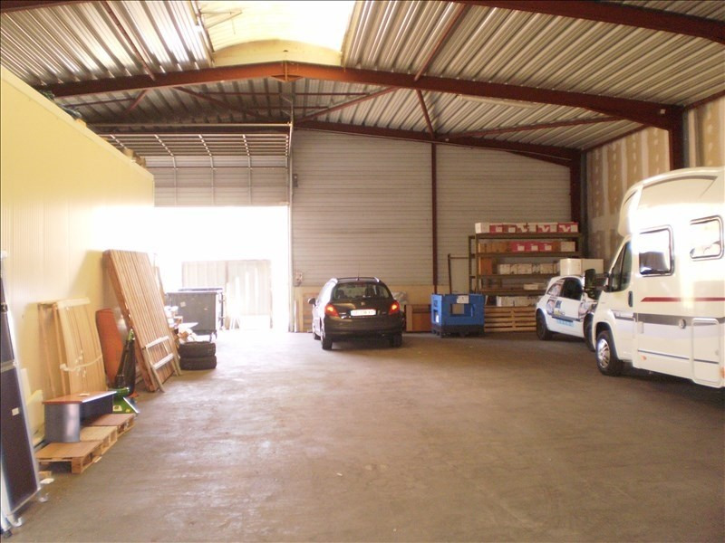 Location local commercial Auch 1380€ HT/HC - Photo 5