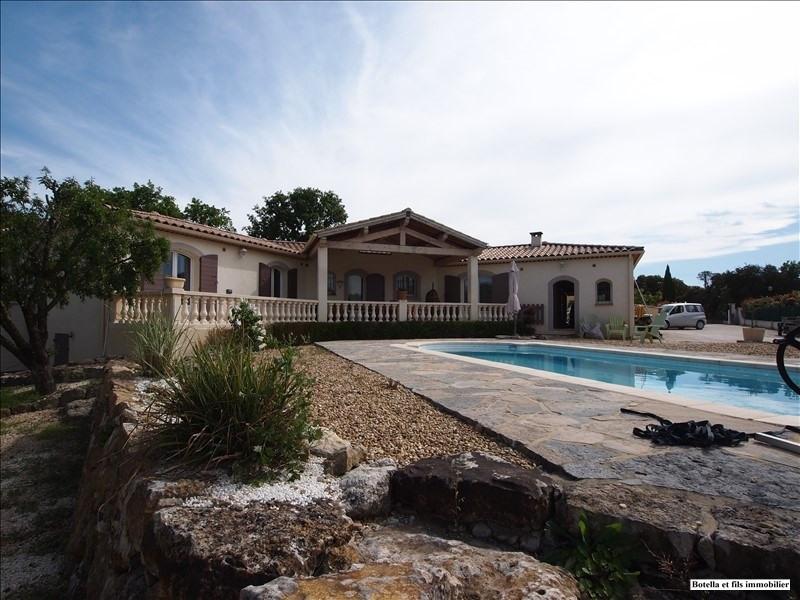 Sale house / villa Uzes 385000€ - Picture 10