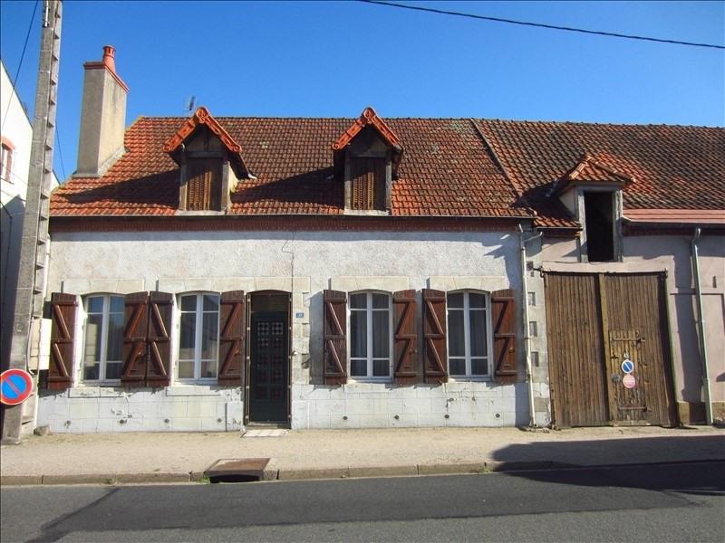 Vente maison / villa Villeneuve sur allier 69000€ - Photo 6