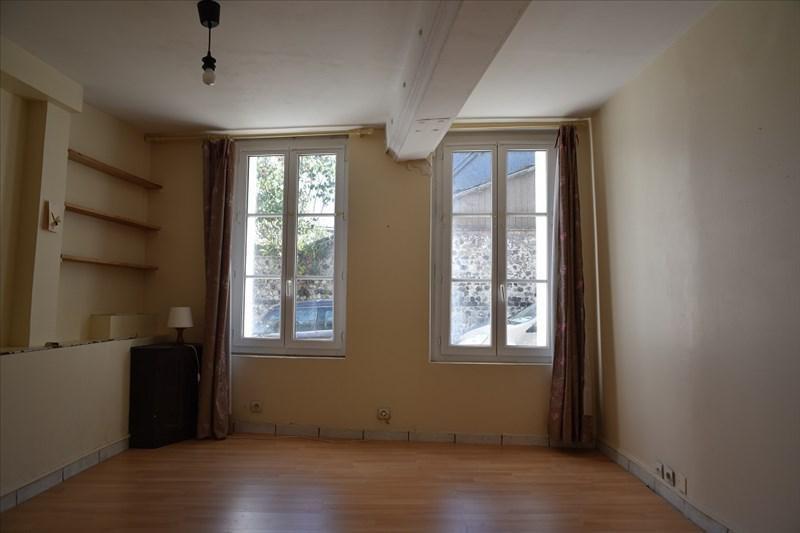 Sale apartment Honfleur 129000€ - Picture 2