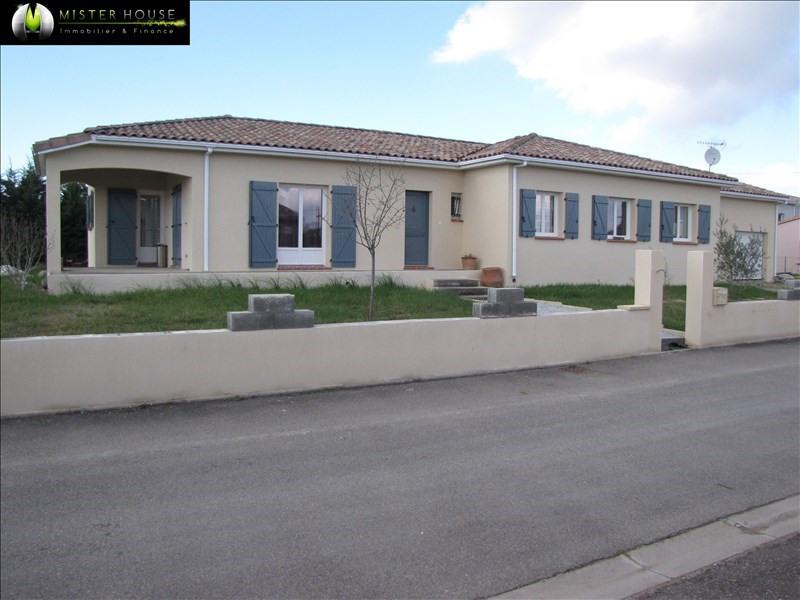 Verkoop  huis Montech 249500€ - Foto 2